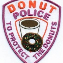 To Protect the Donut Emblem