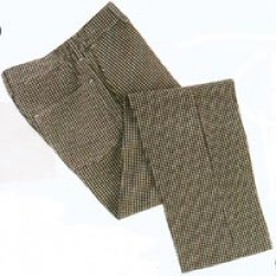Houndstooth Chef Pants
