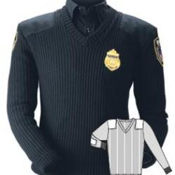 Blauer Commando V-Neck Sweater