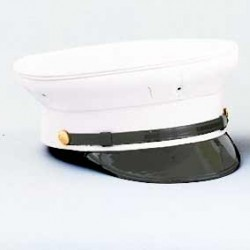 NY Bell Fire Hat - All White