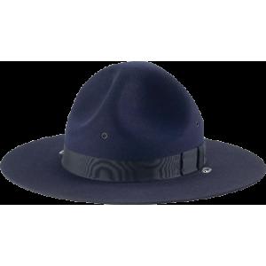 Alboum Felt Campaign Style Hat
