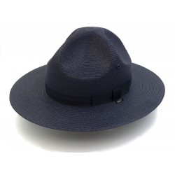 Stratton Straw Campaign Style Hat