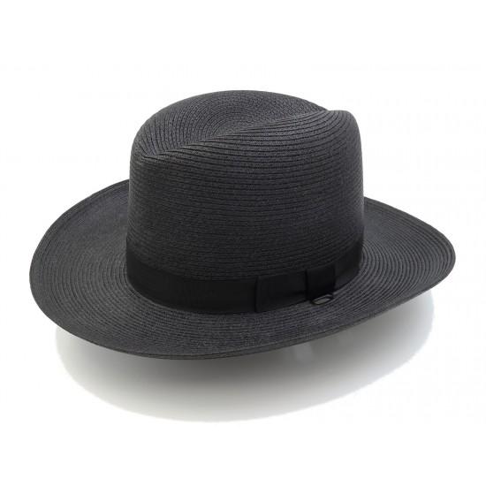Stratton Straw Sheriff Style Hat