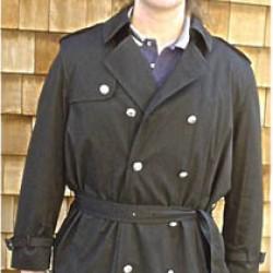 Fireman's Dress Raincoat
